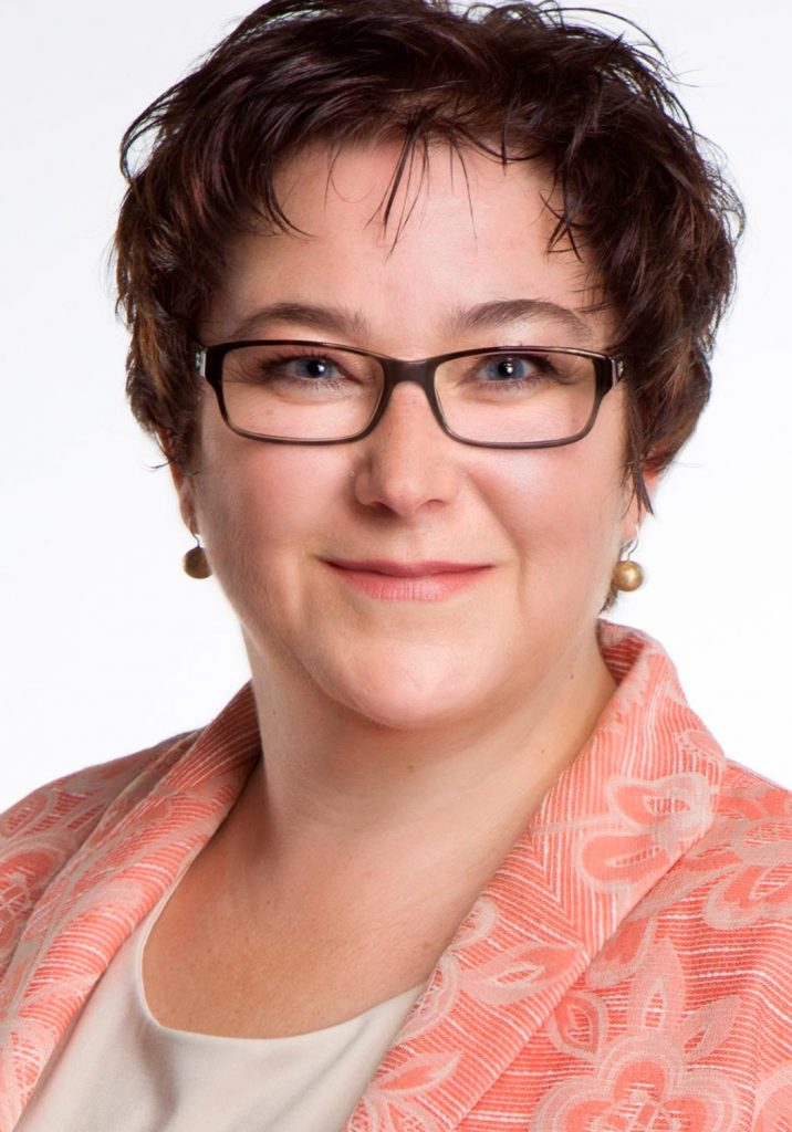 Stadträtin Kirsten Dinnebier