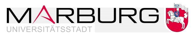 Stadt Marburg Logo