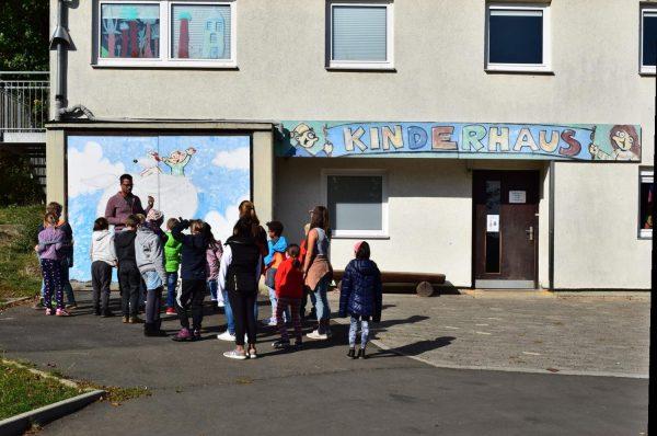 Wehrda Ferienbetreuung Kinderhaus © Fachdienst Jugendförderung der Universitätsstadt Marburg