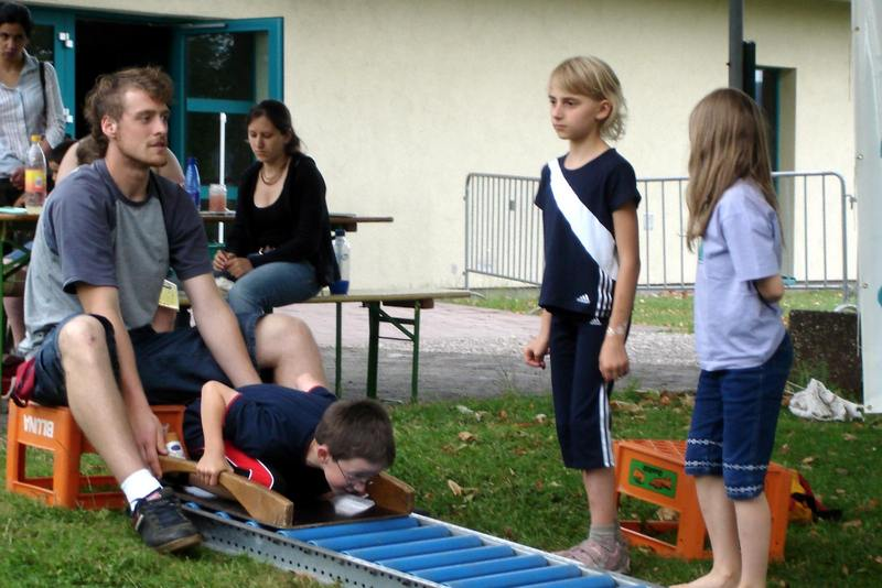 Fachdienst Jugend: Kinder und Jugend