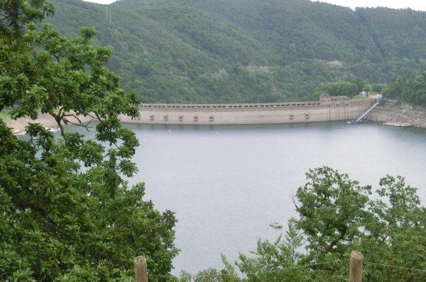 Edersee Staudamm