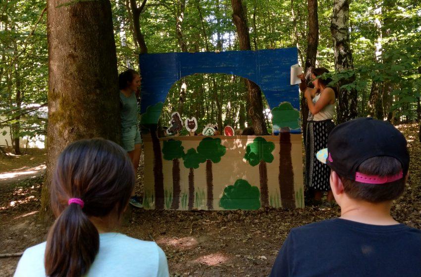 Ferienspiele im Stadtwald in den Sommerferien 2021