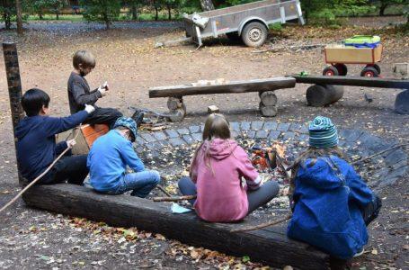 Kinderclub-Projekte im Haus der Jugend 2021