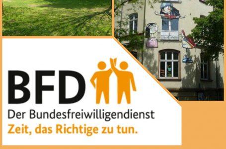 Jugendförderung sucht Bundesfreiwillige
