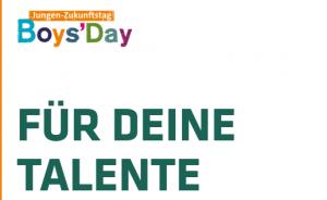 Boys' Day: Deine Talente Arbeitsblätter Teaser
