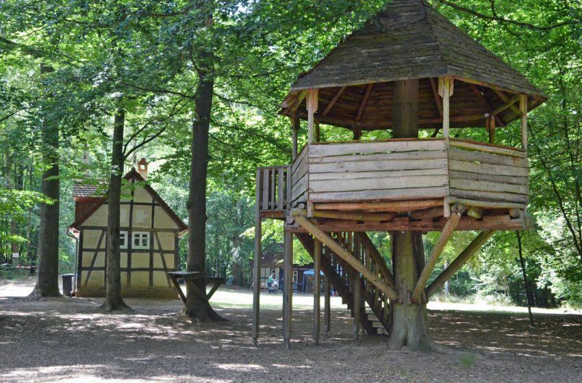 Freizeitgelände Stadtwald öffnet für Familien!