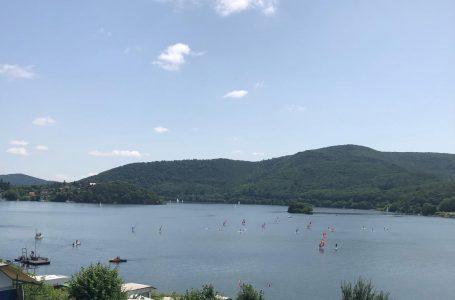 📝Rauf auf das Brett und raus auf den See!