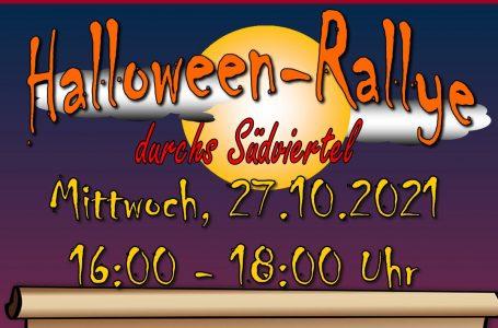 Halloween-Rallye durch das Südviertel